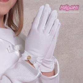 Rękawiczki do Pierwszej Komunii Świętej RK84