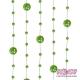 Girlandy perłowe o długości 1.3 m. 5 szt. GP17