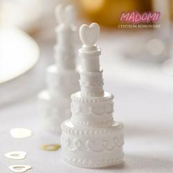 Bańki mydlane torcik BMT24
