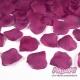 Płatki róż z materiału, kolor Ciemnoróżowy (006C)