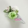 Spinki do włosów z kwiatkami jak żywe model SM07