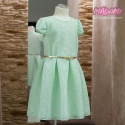 Sukienka wizytowa dziewczęca na przebranie model Nora r134