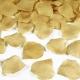Dekoracyjne płatki róż w kolorze złotym PLRD-019