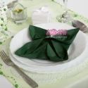 Serwetki papierowe zielone S33-12P