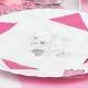 Serwetki papierowe 3 warstwowe dla dziewczynki SKD