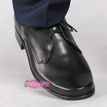 Buty komunijne wizytowe dla chłopca OM10C