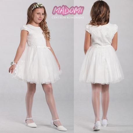 1f80dcace7 Sukienka wizytowa dziewczęca na przebranie model Megan - Centrum...