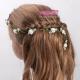 Gałązka do włosów na komunię, wianek komunijny WMG14-18