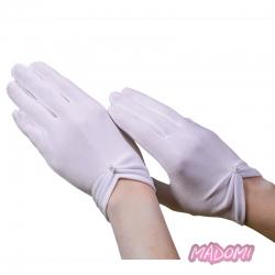 Rękawiczki komunijne pełne RKC28