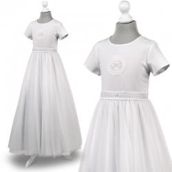 Sukienka komunijna Tosia25SR