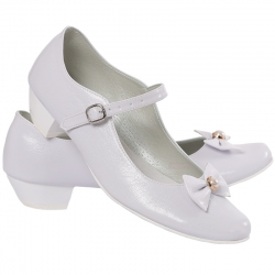 Buty komunijne dla dziewczynki OM901