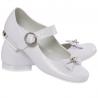 Buty komunijne dziewczęce obuwie dla dziewczynki OM811