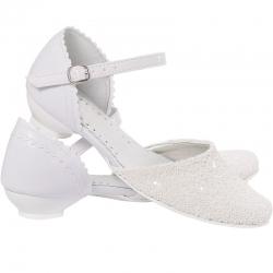 Buty komunijne dla dziewczynki OM167