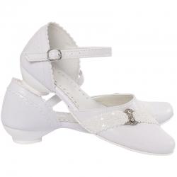 Buty komunijne dla dziewczynki OM714