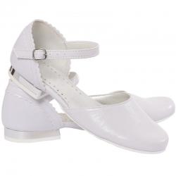 Buty komunijne dla dziewczynki OM601