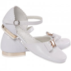 Buty komunijne dla dziewczynki OM672
