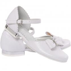Buty komunijne dla dziewczynki MIKO OM671
