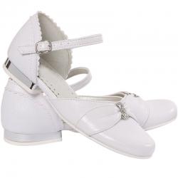 Buty komunijne dla dziewczynki MIKO OM673