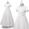 Sukienka komunijna Tosia65BI r.134