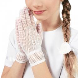 Rękawiczki komunijne do Pierwszej Komunii Świętej RK92