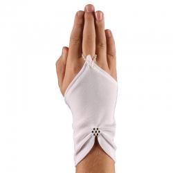Rękawiczki komunijne na palec RK60