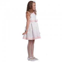 Sukienka na przebranie po komunii Martynka