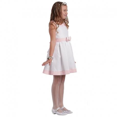 40522549b4 Sukienka na przebranie po komunii Martynka - Centrum Komunijne...