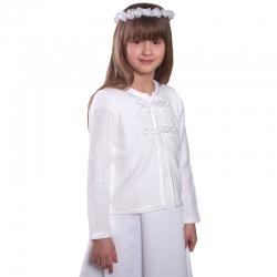 Sweterki komunijne dla dziewczynek SW17
