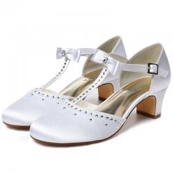 Buty komunijne dla dziewczynki OC02