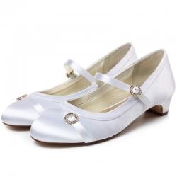 Buty komunijne dla dziewczynki OC03