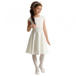 Sukienka wizytowa na przebranie BarbiM287
