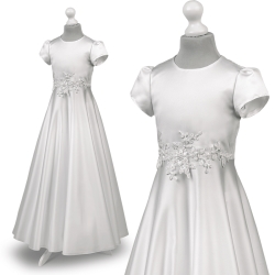 Sukienka komunijna alba Marta62BI rozmiar 134