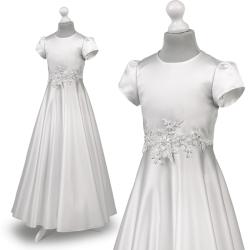 Sukienka komunijna alba Marta62BI rozmiar 146