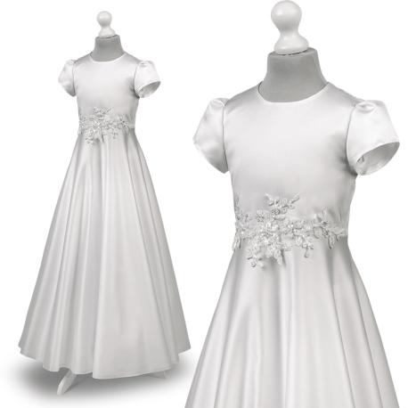 3a28a2cc12 Sukienka komunijna alba sukienki alby komunijne Marta 62BI