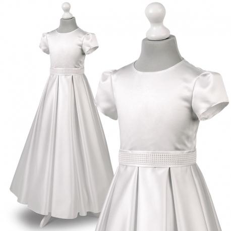Sukienka komunijna Elza28BI rozmiar 128