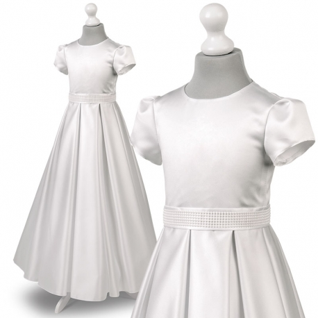 Sukienka komunijna Elza28BI rozmiar 140