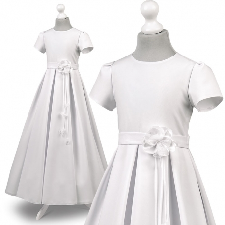 Sukienka komunijna Elza57BI rozmiar 134
