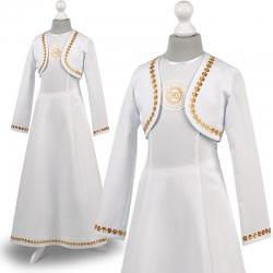 Alba sukienka komunijna Nadia 24ZL