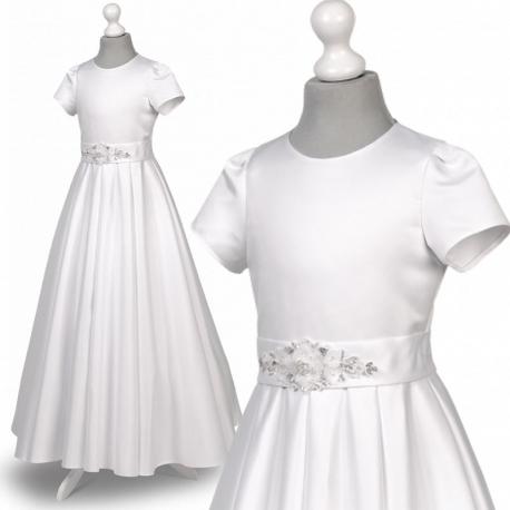 Sukienka komunijna Nelly 91BI