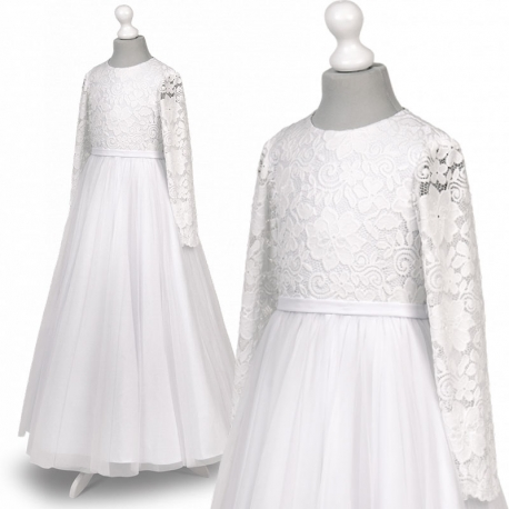 Sukienka komunijna Anastazja 59BI