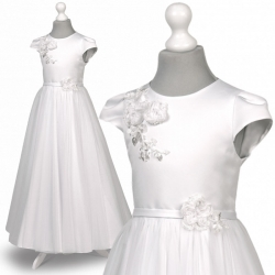 Sukienka komunijna Anastazja 93BI