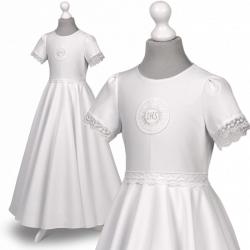 Sukienka komunijna alba Angelika 96BI