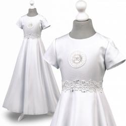 Sukienka komunijna alba Roksana 53BI