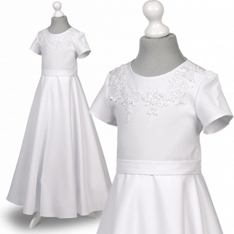 Sukienka komunijna alba Roksana 99BI
