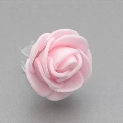 Spineczki do włosów z kwiatkami jak żywe model WP24