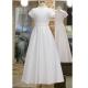 Sukienka komunijna Nelly 28BI rozmiar 128