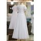 Sukienka komunijna Anastazja 65BI rozmiar 152