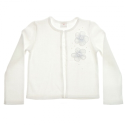 Sweterek komunijny dla dziewczynki SW16