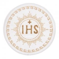 Hostia komunijna, EMBLEMAT IHS H08
