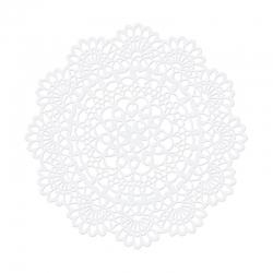 Rozety papierowe komunijne wycinane laserowo 10szt. ZPR1D